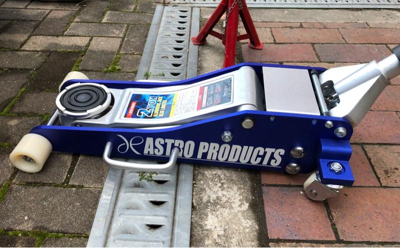 ASTRO PRODUCTS アルミニウムジャッキ