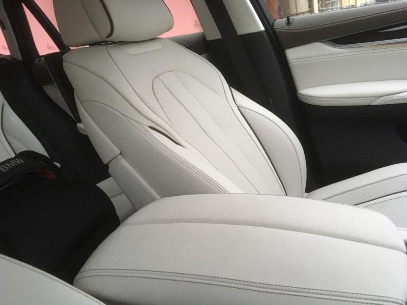 BMW Individual エクステンド・レザー・メリノ・ホワイト