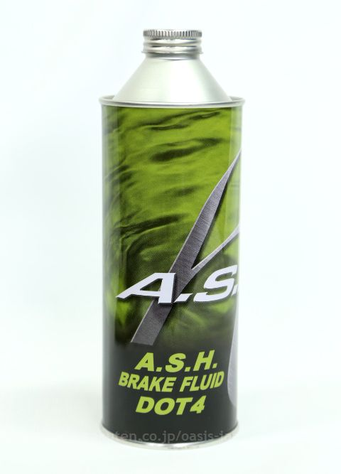JCD PRODUCTS A.S.H. A.S.H. BRAKE FLUID DOT4