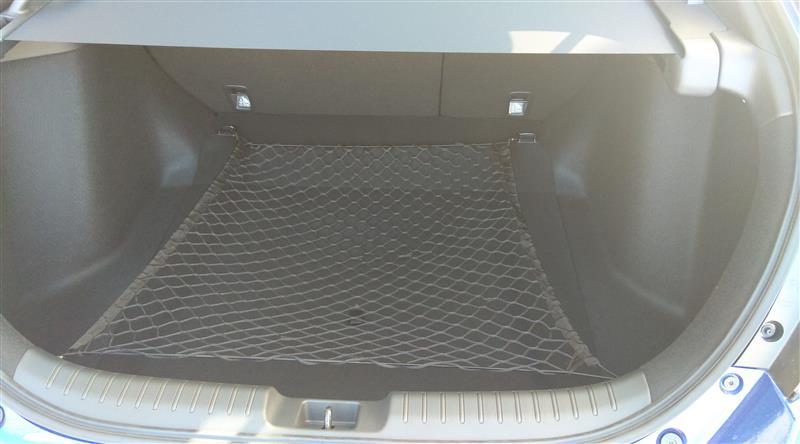 不明 SUV 車用 ラゲッジ ネット トランク ネット [A088-12]