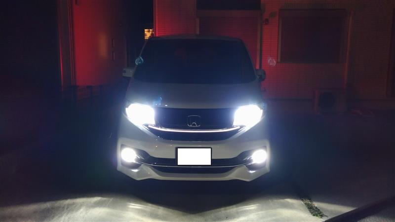 不明 PHILIPS X3 LEDヘッドライト
