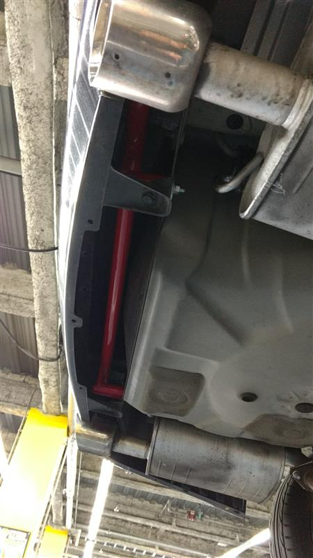AUTO PRODUCE A3 Agress リアセッションサポート