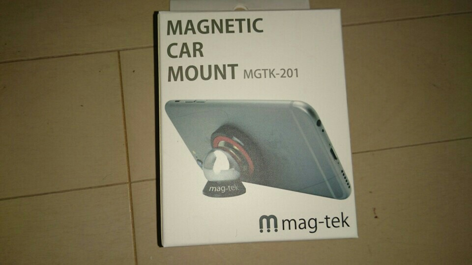 mag tek 携帯ホルダー