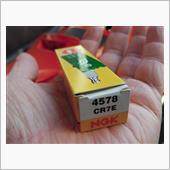 NGKスパークプラグ / 日本特殊陶業 CR7E