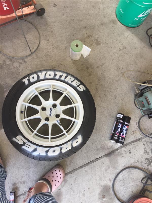 ENKEI Racing Racing NT03 15インチ 7J