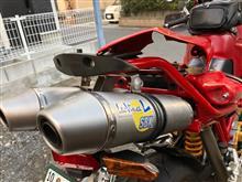 ムルティストラーダ 1000DSレオビンチ スリップオンの単体画像