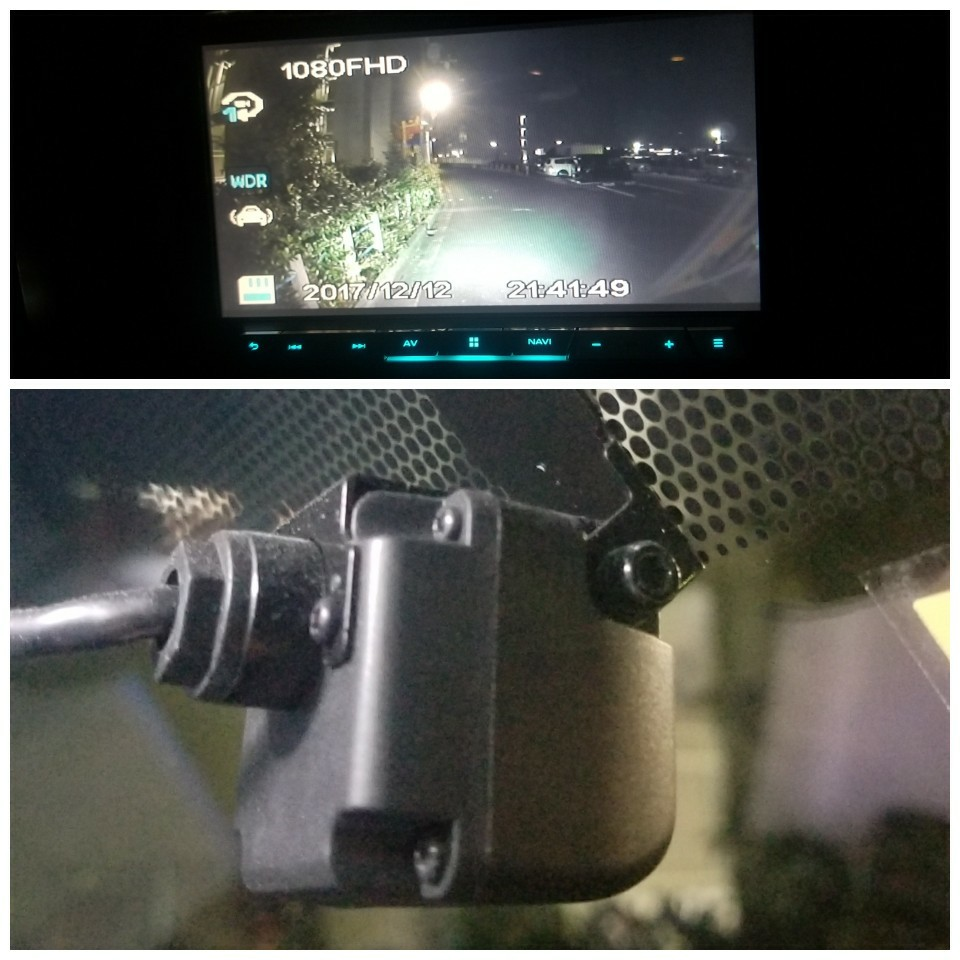 PIONEER / carrozzeria ドライブレコーダー