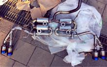 アクアG'sEXART EXART Special Order Exhaust / ワンオフマフラーの単体画像