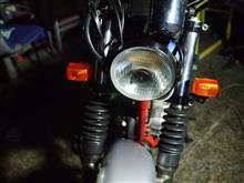 FTR223Amazon H4 バイク用ledヘッドライト 12V 20Wの全体画像
