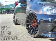 RSXOriginal Concave wheelsの単体画像