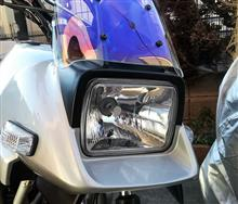 GSX750S KATANA (カタナ)メーカー不明 マルチリフレクター+LEDヘッドライトの単体画像