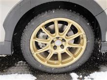 エクシーガ クロスオーバー7BRIDGESTONE P-WRC1の単体画像