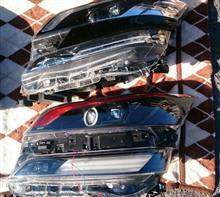 ヴェルファイアトヨタ(純正) 純正加工ヘッドライトの全体画像