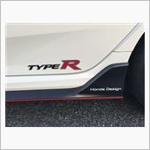 Honda Access サイドステッカー(TYPE Rロゴステッカー)