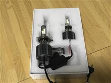 ADfcl 【fcl.】新型LEDヘッドライト フォグランプ ファンレス(H4 H7 H8 H11 H16 HIR2 HB3 HB4)の全体画像