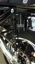 ゼファー1100NITRON STEALTH TWIN R3の単体画像