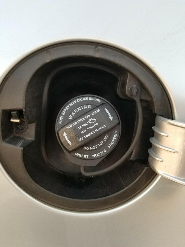 US VW(純正)  フューエルキャップ