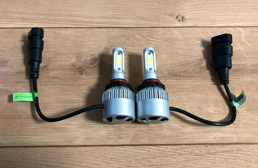メーカー・ブランド不明 LED 24W HB3