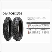 シンコー R006 PODIUM 140/60R18