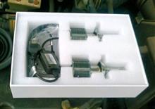 ランサーカーゴfcl 【fcl.】新型LEDヘッドライト フォグランプ ファンレス(H4 H7 H8 H11 H16 HIR2 HB3 HB4)の単体画像