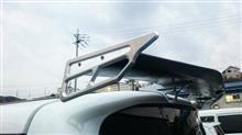ステップワゴンスパーダLAST STATION RP ステップワゴン用 スタイリッシュ ウィング type2の全体画像