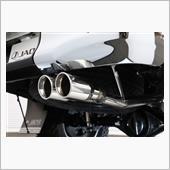 JAOS BATTLEZ マフラー ZS-2