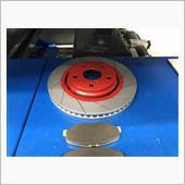 DIXCEL カラードディスクローター SDT type