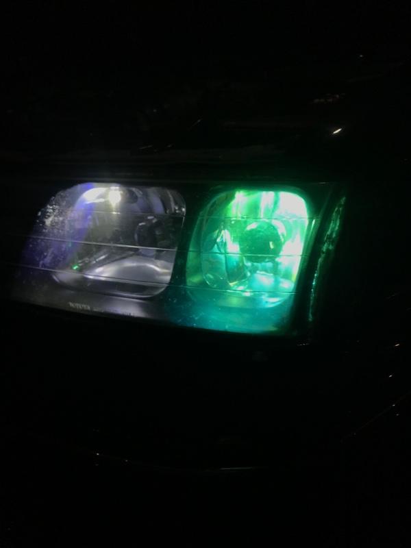 ??? LEDフォグランプ H3 アイスブルー
