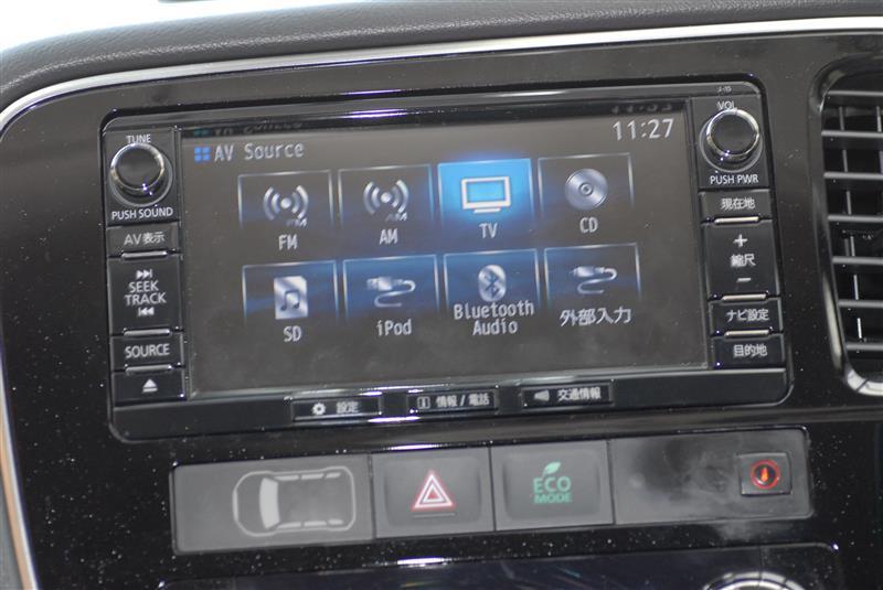 三菱自動車(純正) TVキット