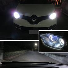 キャプチャーfcl LEDヘッドライト ファンレス H1の単体画像