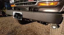 ランドクルーザー60ランクル60系、70系社外バンパー フレックス、LINE-X加工バンパーの単体画像