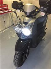 BW'SMotoled Motorcycle LED Headlight H4/HS1の全体画像