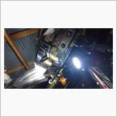 KITACO LEDシャトルビーム 汎用(12V車用) クリア 800-0710000