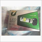 ? LEDヘッドライト