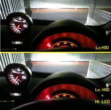 アバルト・500 (ハッチバック)BRISTAR LED HEAD LIGHT (H1)の全体画像