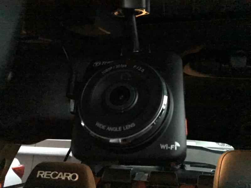 Transcend  DrivePro 200 ドライブレコーダー