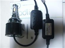 タントカスタムfcl 【fcl.】新型LEDヘッドライト フォグランプ ファンレス(H4 H7 H8 H11 H16 HIR2 HB3 HB4)の単体画像
