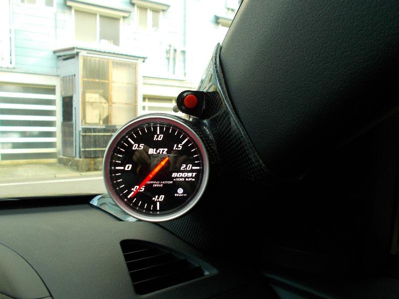 BLITZ RACING METER SD