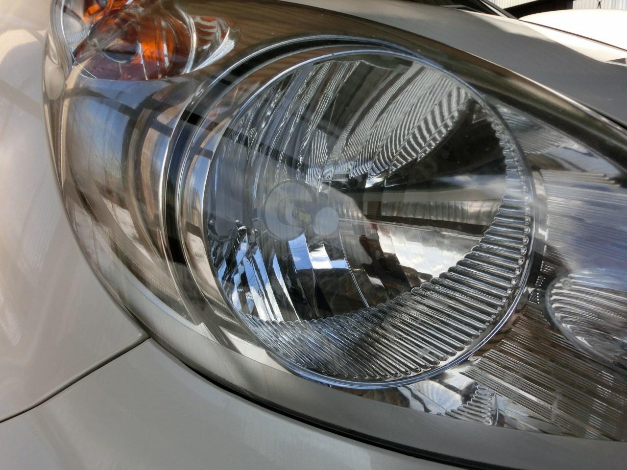 REIZ TRADING / LEDヘッドライト H4