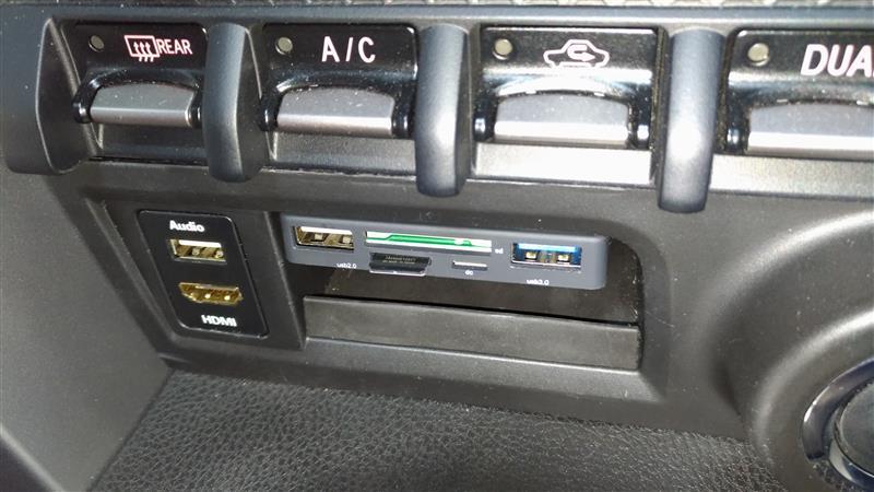 FACTORY DIRECT USB入力ポート&HDMI入力ポート USB-TO Eタイプ