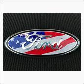 フォード 星条旗エンブレム