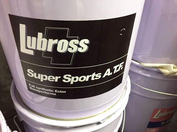 Lubross Super Sports ATF