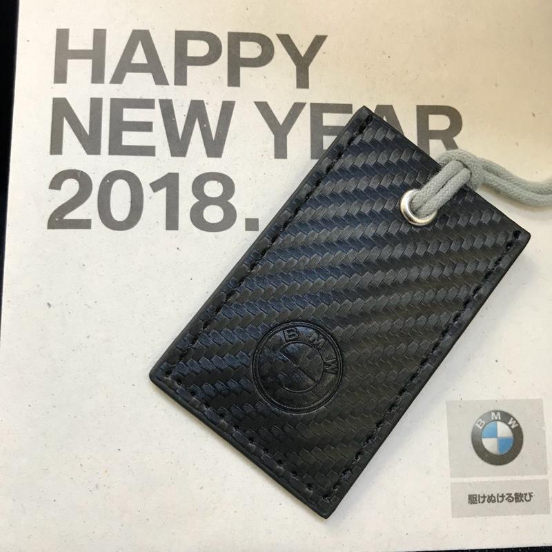 BMW(純正) 御守り