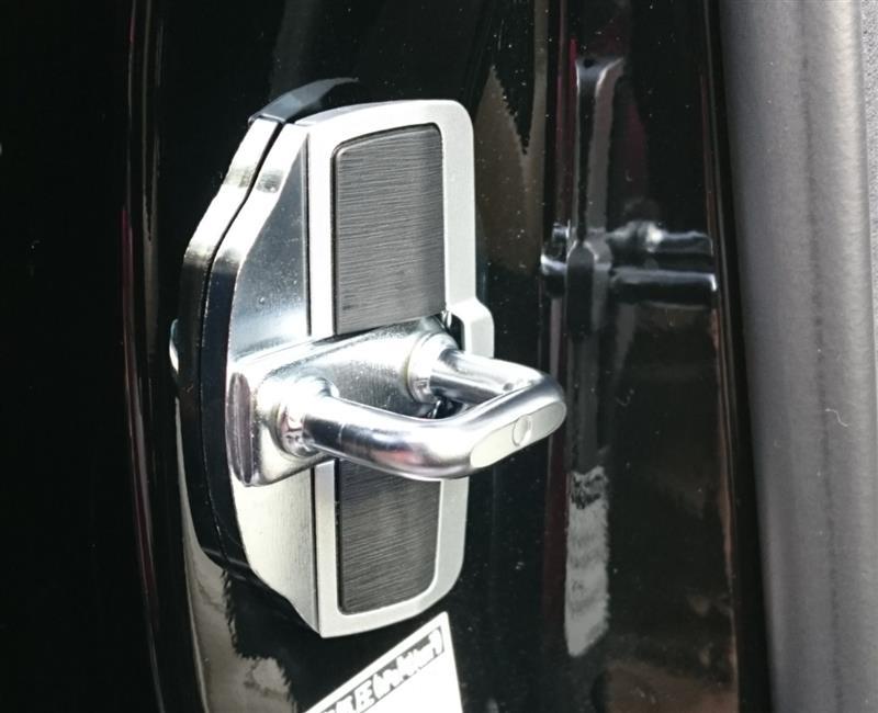 TRD / トヨタテクノクラフト ドアスタビライザー&ブレースセット