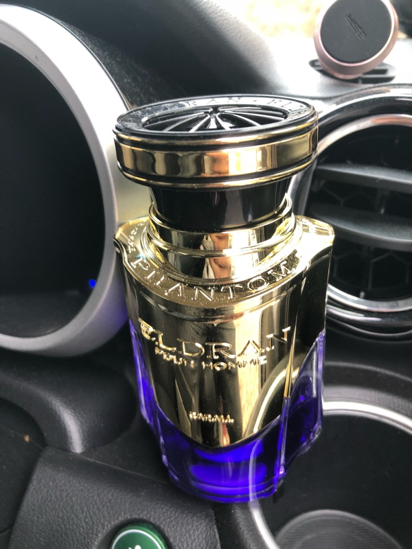Kashimura FR-25 芳香剤/Parfum プラチナシャワー