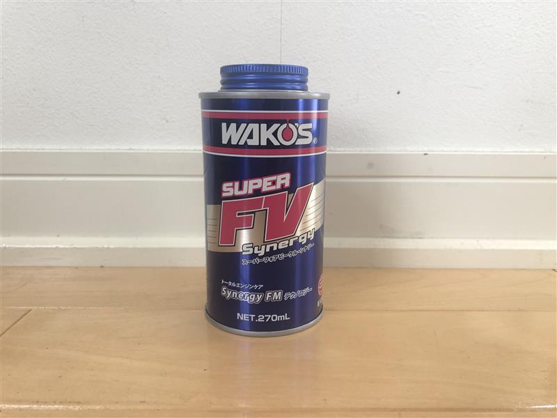 WAKO'S SF-V / スーパーフォアビークル