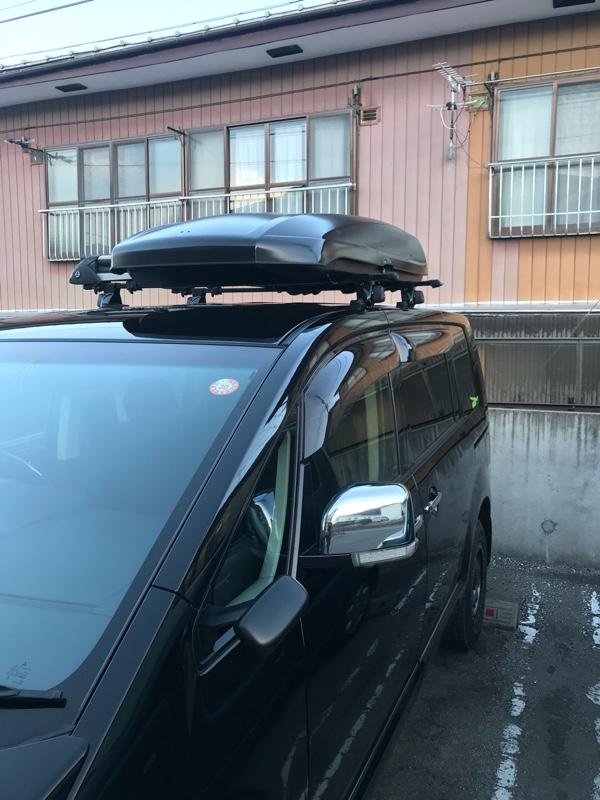 CAR MATE / カーメイト inno SHADOW 16 ST / BR1210BK