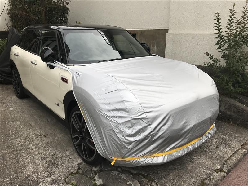 BMW MINI(純正) ボンネットカバー