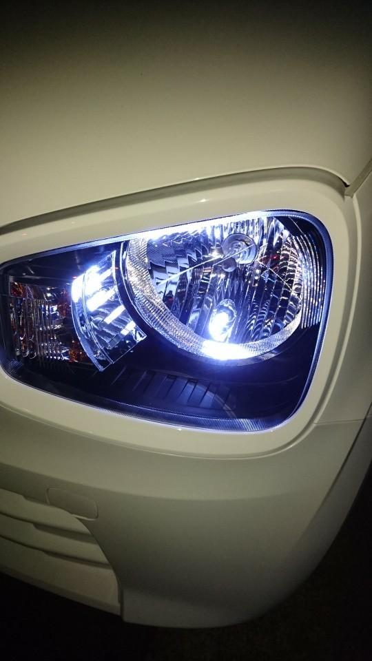 不明 T10 LED ホワイト