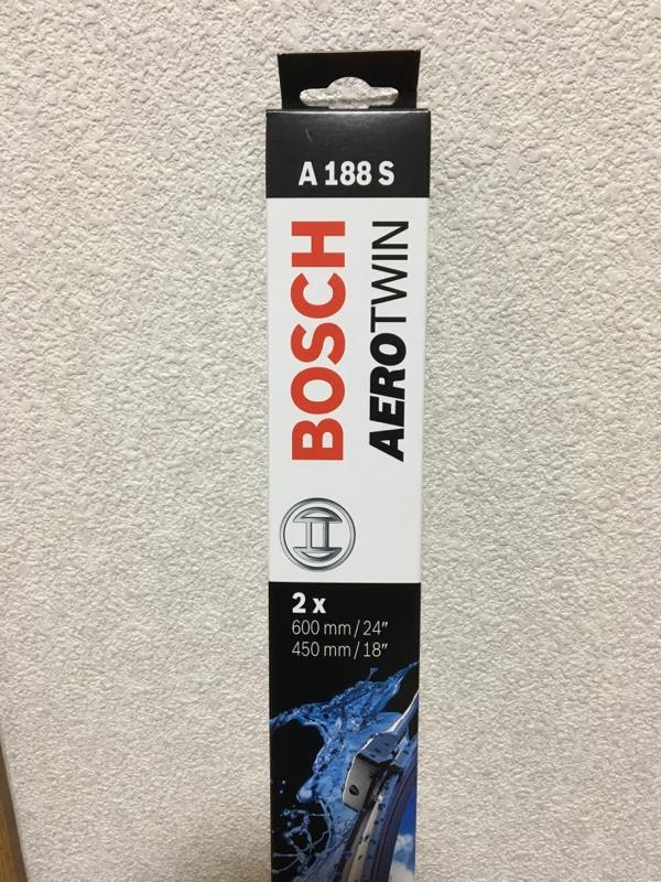 BOSCH Aerotwin Multi (エアロツインマルチ)